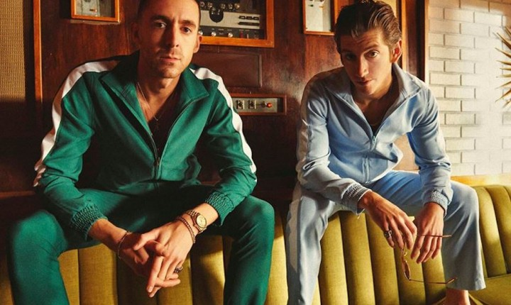 "LAST SHADOW PUPPETS: ""MIRACLE ALIGNER"" (Vídeo)"