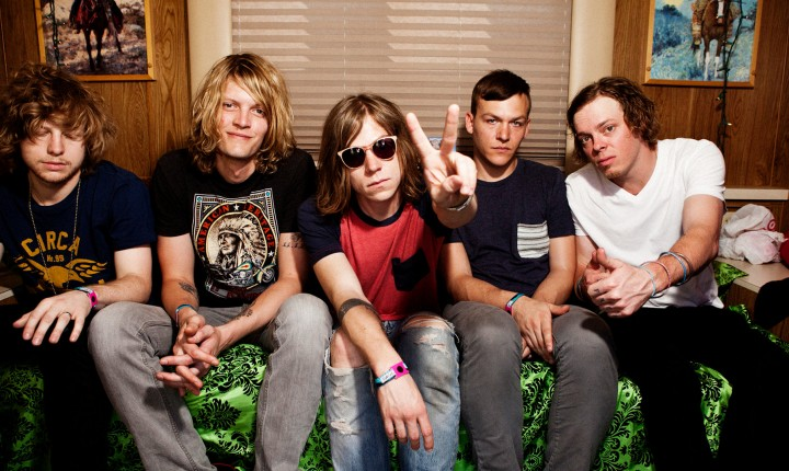 NOS ALIVE '17: CAGE THE ELEPHANT CONFIRMADOS