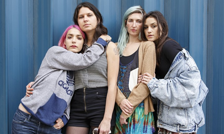 WARPAINT REMISTURADAS POR MIKE D