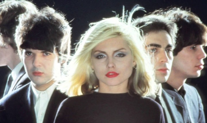 BLONDIE + JOHNNY MARR = ? (AUDIO)
