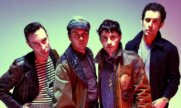 BLACK LIPS ESTREIAM SINGLE