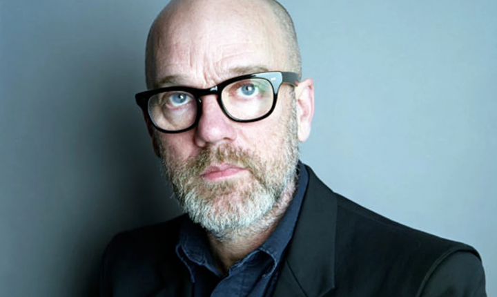 MICHAEL STIPE ESTREIA SINGLE