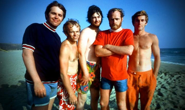 INÉDITOS DOS BEACH BOYS EM JUNHO