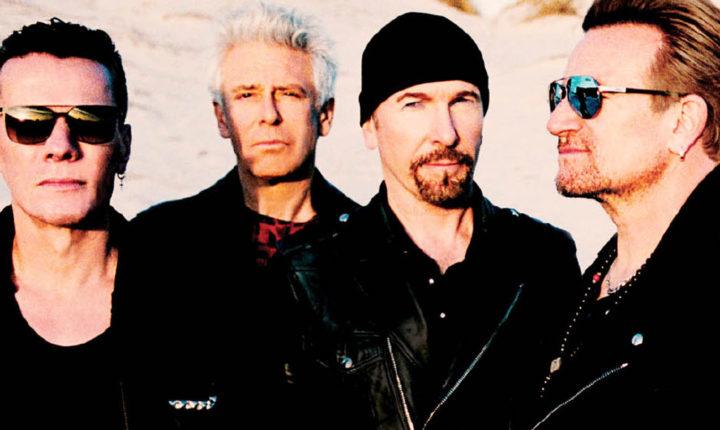 U2 REGRESSAM A PORTUGAL ESTE ANO