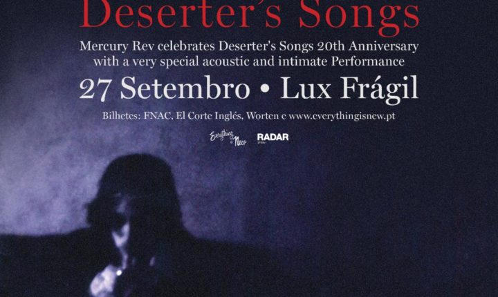MERCURY REV TOCAM DESERTER'S SONGS NO LUX