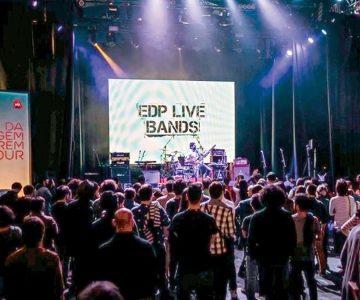 EDP LIVE BANDS: JÁ SE CONHECEM OS FINALISTAS DE 2020