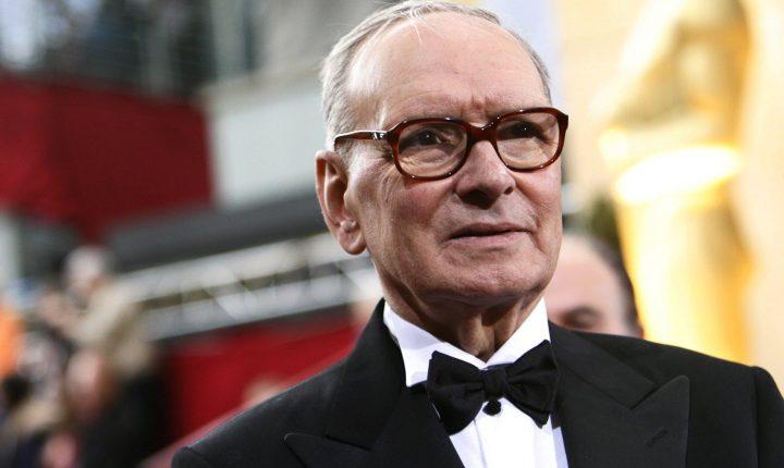 "Morreu Ennio Morricone, ""Il Maestro"" da música no cinema"