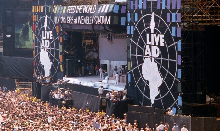 35 Anos de Live Aid