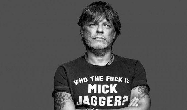 """Zé Pedro Rock'n'Roll"" nos cinemas"