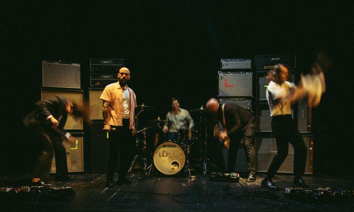 IDLES: concerto Radar em Lisboa