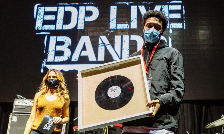 Gui Ali vence EDP Live Bands