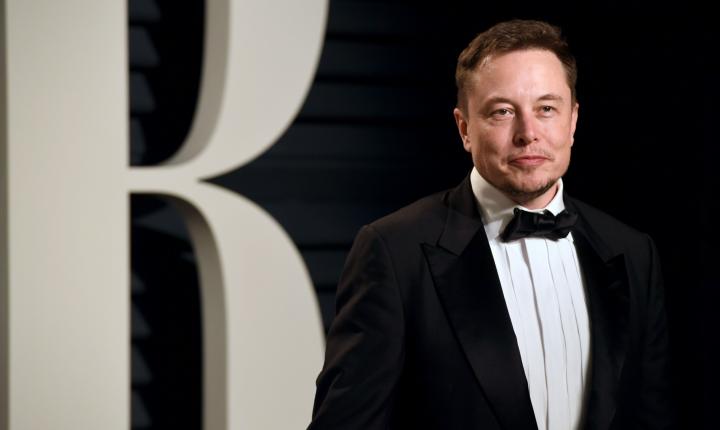 Elon Musk e SpaceX em minissérie