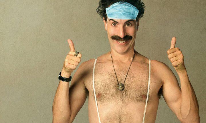 Novo filme de Borat estreia no Amazon Prime
