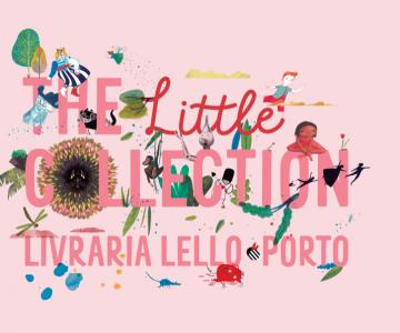 """""""Little Collection"""" com cinco clássicos da literatura infantil"""