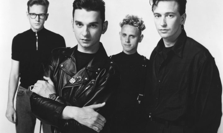 Depeche Mode no Rock & Roll Hall of Fame
