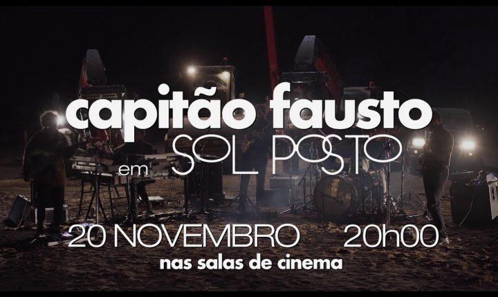 Filme-concerto dos Capitão Fausto em 70 salas hoje