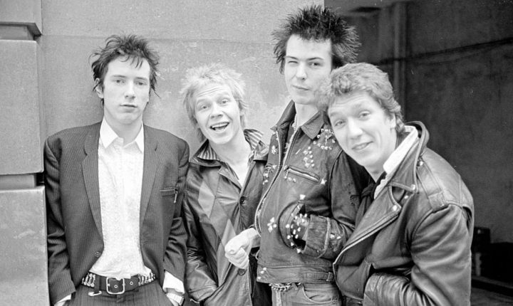 Sex Pistols em minissérie