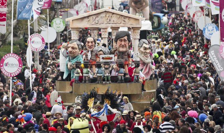 Inscrição do Carnaval de Torres Vedras a Património Nacional