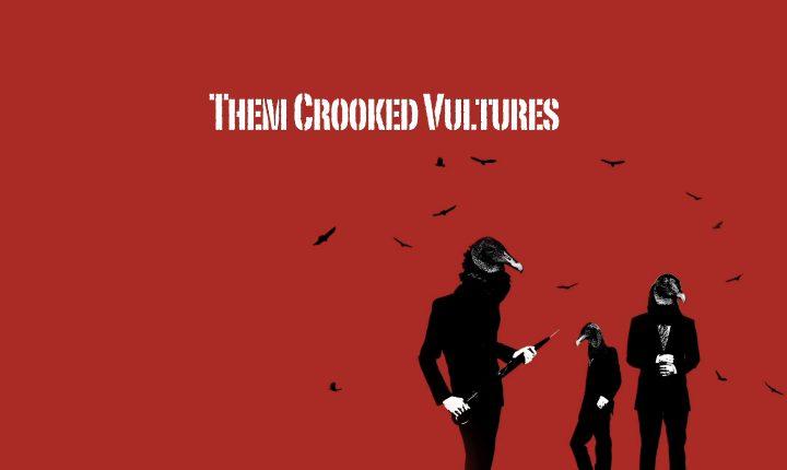 Dave Grohl com saudades de Them Crooked Vultures