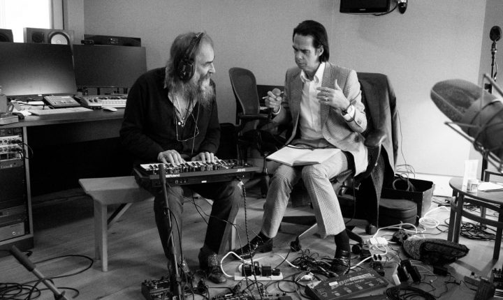 Nick Cave revela filme do seu novo disco