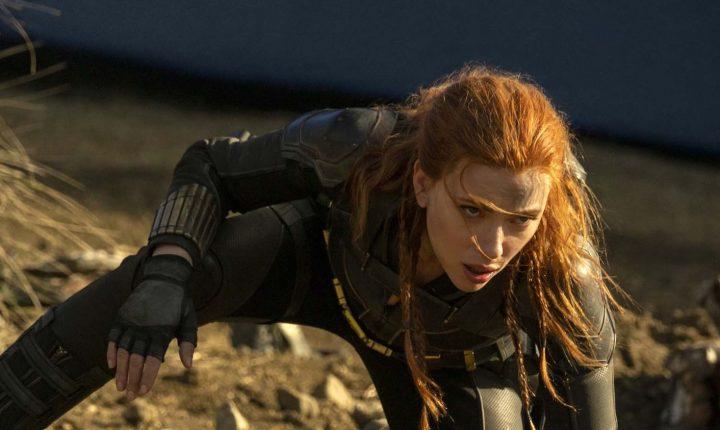 """""""Black Widow"""" estreia em Julho"""
