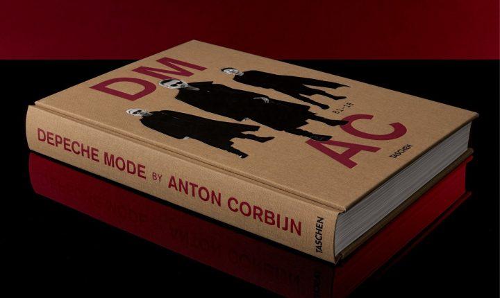 Livro de Anton Corbijn sobre Depeche Mode em Maio