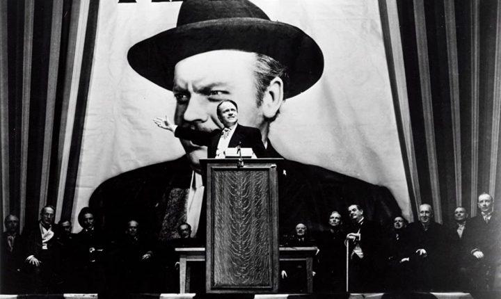 """""""Citizen Kane"""" já não tem pontuação perfeita"""