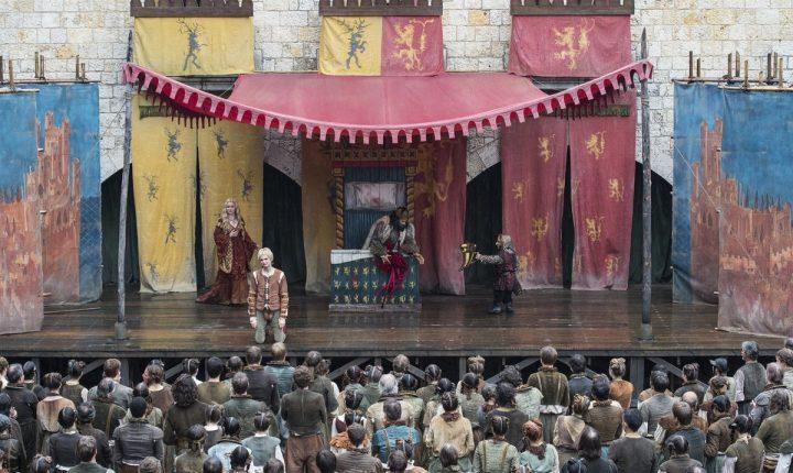 """""""Game of Thrones"""" adaptado ao teatro"""