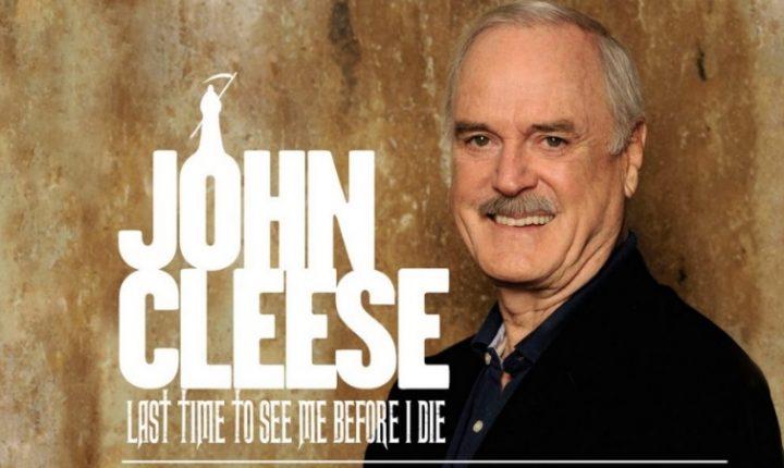 John Cleese com novas datas em junho de 2022 em Lisboa