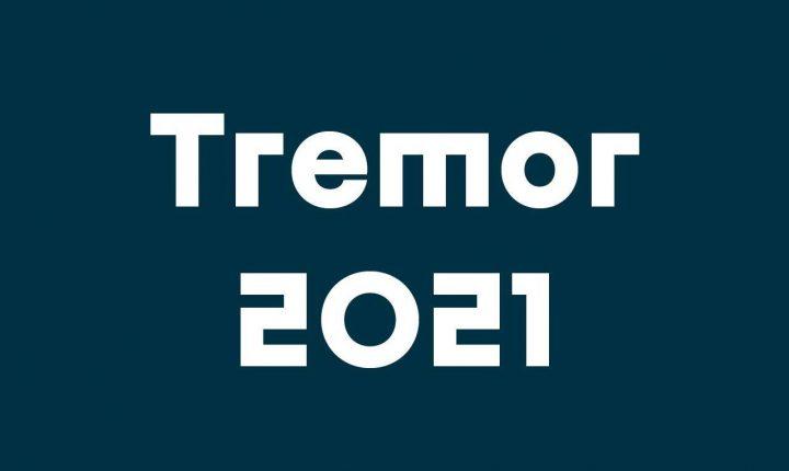 Festival Tremor em Setembro