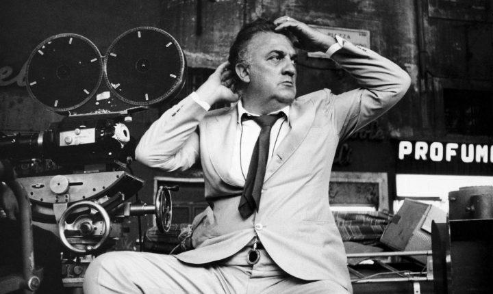 Ciclo Fellini em Espinho