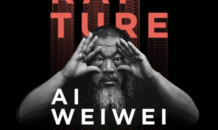"""Rapture"" de Ai Weiwei na Cordoaria"