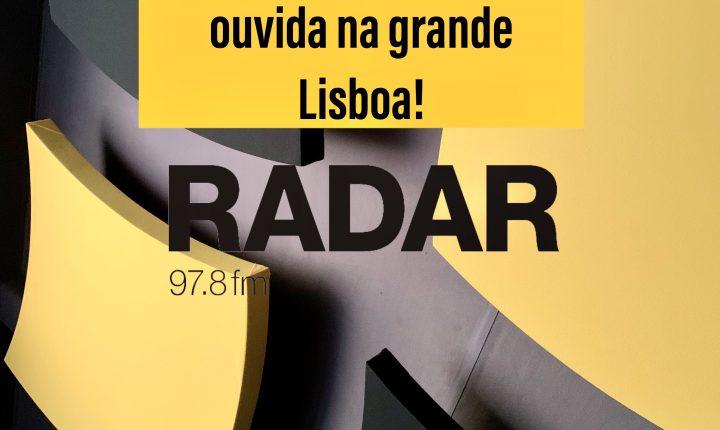RADAR: a alternativa independente mais ouvida na grande Lisboa