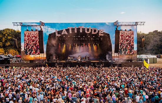 Latitude Festival recua a tempos pré-pandémicos
