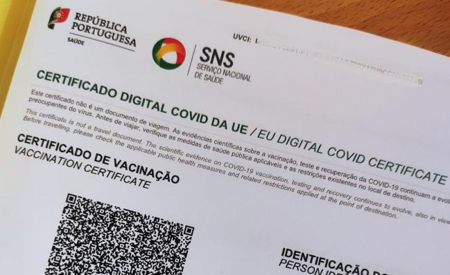 Certificado Digital Covid-19 em eventos