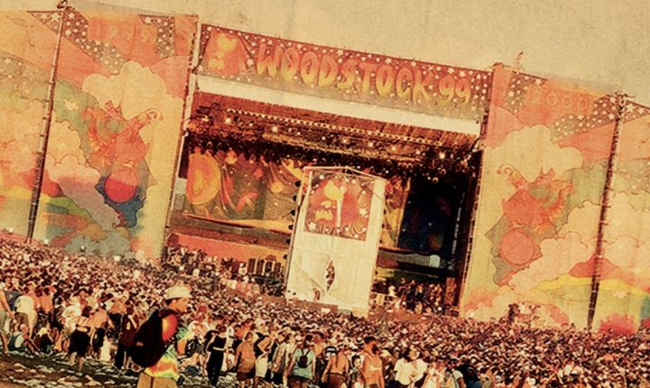 """""""Woodstock 99: Peace, Love, and Rage"""" na HBO"""