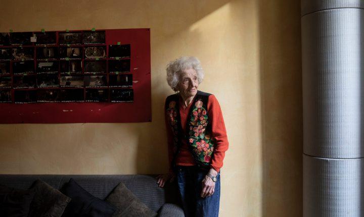 Cecilia Mangini no DocLisboa e Cinemateca