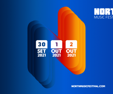 Cartaz do segundo dia de North Music Festival fechado