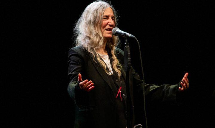 """""""Live at Electric Lady"""": novo EP de Patti Smith"""