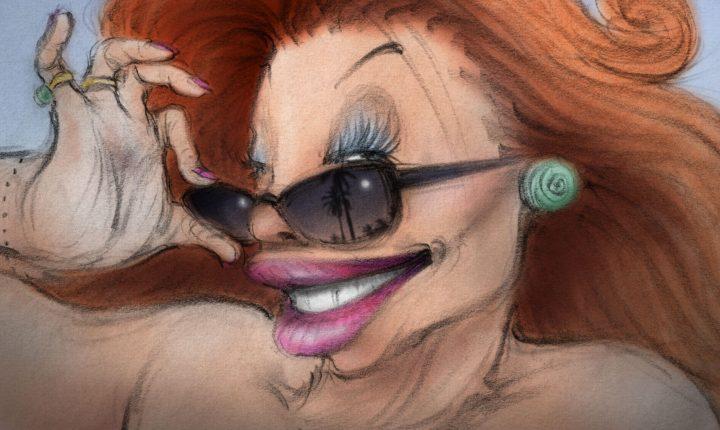 Joanna Quinn na Festa Mundial da Animação