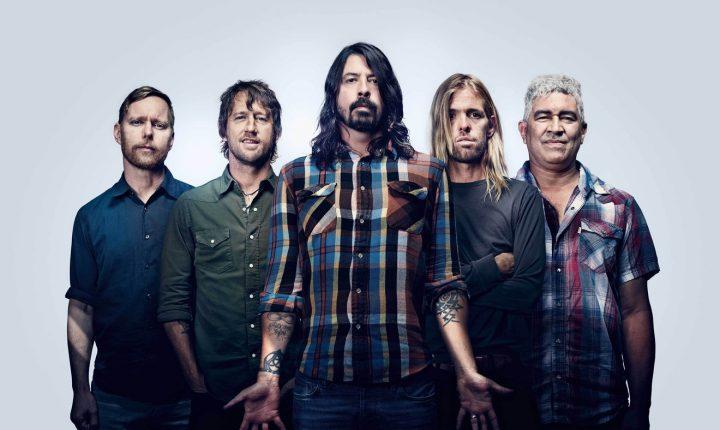 Foo Fighters: ícones nos MTV Video Music Awards