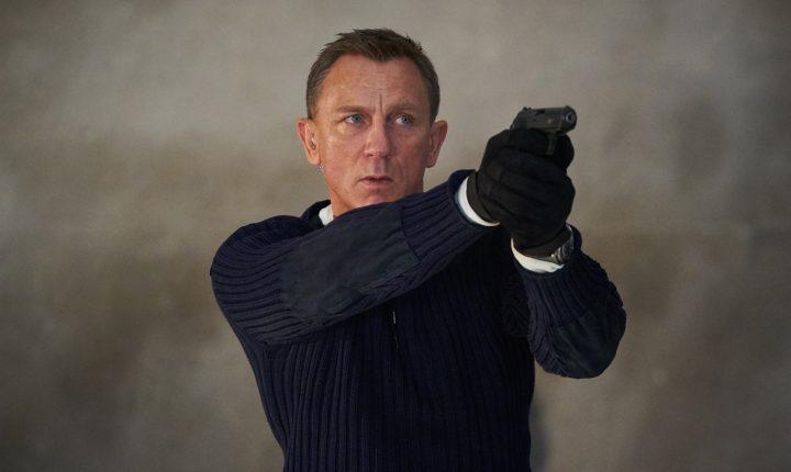 """Estreia """"007: Sem tempo para morrer"""""""