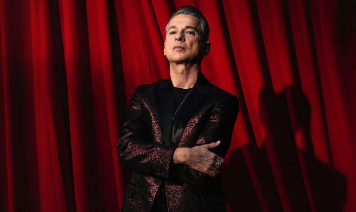 Dave Gahan canta Bob Dylan e PJ Harvey em novo álbum